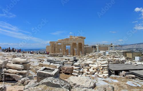 Grèce, Acropole d'Athènes
