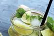 Quadro Fresh Lemon Fruit Lime Caipirinha of Brazil