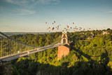 Bristol, Clifton Suspension Bridge and Balloon Fiesta - 167828398