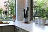 Modern style kitchen interior - 167870390