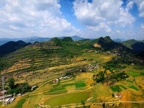Fridge magnet Ha giang Vietnam