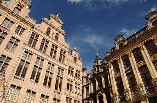 Grand-Place de Bruxelles (Belgique)