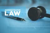 ADMINISTRATIVE LAW CONCEPT - 167888723