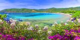 Fototapety Laconella beach, Lacona region, Elba Island, Tuscany,Italy.
