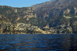 Quadro Steilküste bei amalfi