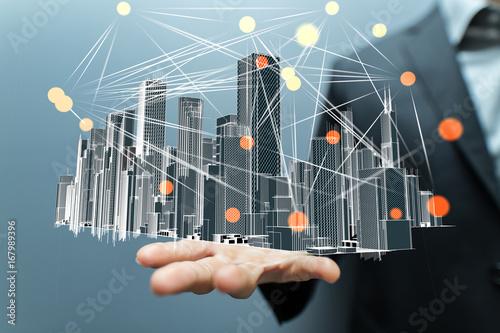city technology - 167989396