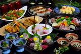 和のパーティー料理