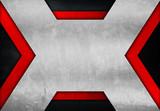 grunge x metal pattern background