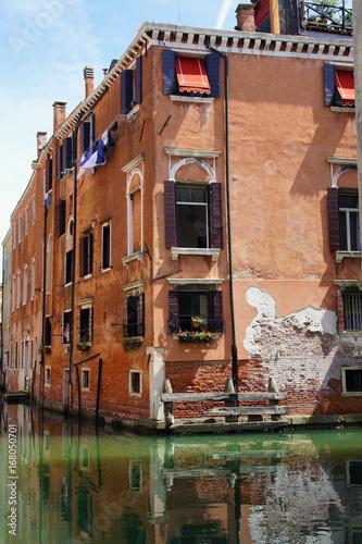 Poster maison de Venise
