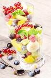 Fruit salad mix