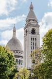 Clocher du Sacré coeur de Montmartre