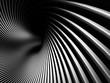 Dark Metallic Twist Spiral Tunnel Background