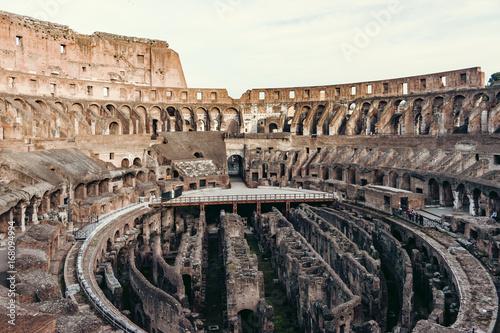 Staande foto Rome Kolosseum