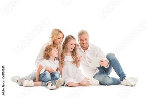 szczesliwa-rodzina,-zdjecie-pamiatkowe