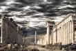 Quadro Apamea, Syria