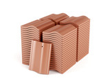 Stacks with roof tiles - 168192749