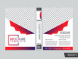 rochure design template vector.Flyers annual report. Leaflet cover presentation. Layout . illustration. - 168195792