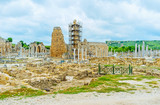Anatolian city of Perge - 168308986