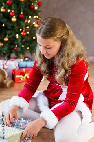 Fotobehang christmas time
