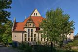 Ehemaliges Realgymnasium Oberschöneweide, Ansicht von Südwesten
