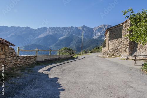 Little village - Spain