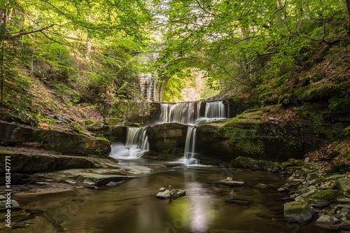 Sitovo waterfall - 168347771