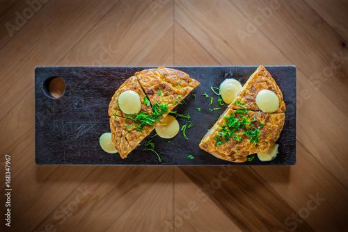 Spanish Tortilla - 168347967