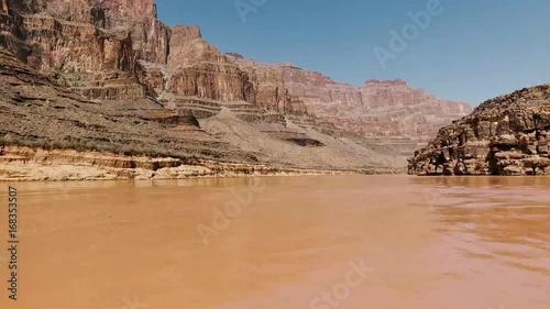 Grand Canyon boat trip on Colorado River