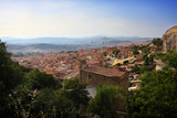 panoramic view of Corleone