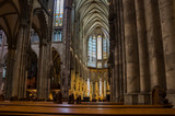 Interior of Cologne Cathedral - 168399123