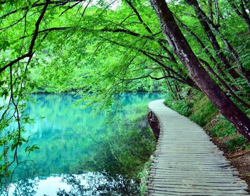 Plitvice national park © Daniel