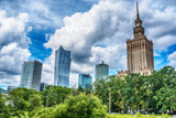 Warsaw, Poland in the summer - 168479586