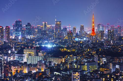 東京の夜景 Poster