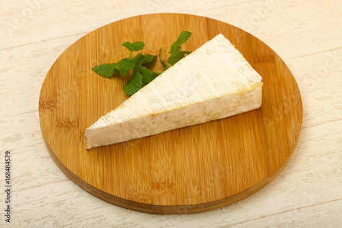 Brie cheese Poster