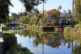 Mission Creek river in Santa Barbara - 168515527