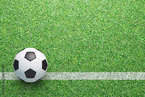 Pallone da calcio sul campo, mondiali
