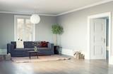 living room interior - 168519165