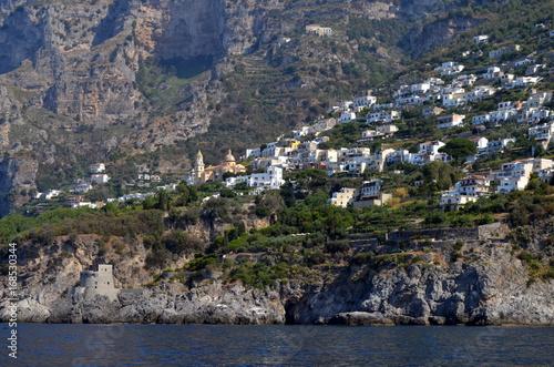 Foto op Canvas Napels Steilküste bei Sorrento