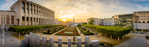 Foto Spatwand Brussel Brussel - Belgium