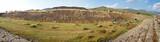 Panorama of chariot racing stadium hippodrome
