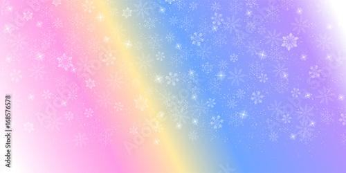 Fotobehang Purper クリスマス 雪 冬 背景