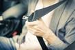 seatbelt in the car