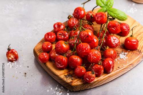 Plakát Roasted cherry tomatoes