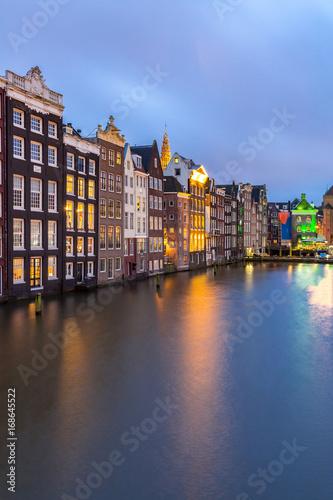 Foto op Plexiglas Amsterdam Amsterdam Canals Netherlands