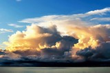 Morning Storms - Incoming Hurricane - Weather Changes. - 168655378