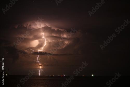 Lightning_Storm_Georgia_1 Poster