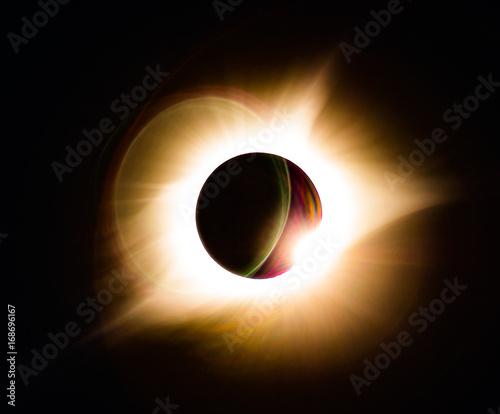 Eclipse 2017 taken in Kansas City Missouri