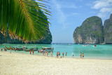 Phi Phi Islands are a small archipelago in the Andaman Sea, belonging to the Thai province of Krabi in the south of the country