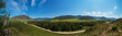 Beauty panoramic picture