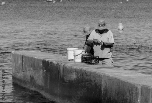 Aluminium Schipbreuk Pesca mattutina